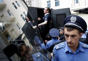 Луценко рассказал, что в Киев его везли как Президента - быстро и перекрывая дороги
