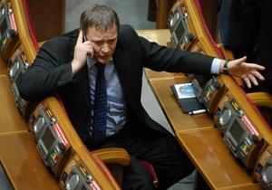 Украина ЕС - евроинтеграция - Соглашение об ассоциации - Партия регионов - Вперед в прошлое. Регионал предложил законопроект, отменяющий евроинтеграцию Украины