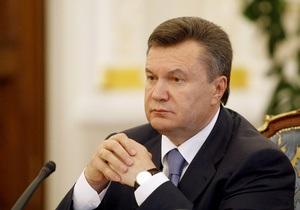 Янукович выразил соболезнования в связи со смертью Франческо Коссиги