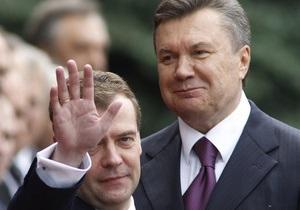 Медведев признался, что он соскучился по Киеву