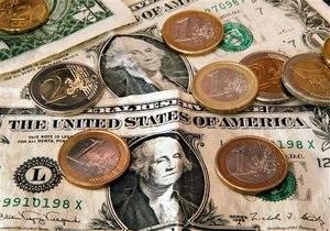 Курс гривны к доллару на межбанке упал до 22-месячного минимума