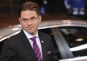 Неизвестный попытался ударить премьер-министра Финляндии ножом