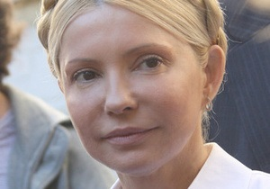 Источник: Тимошенко выпустят в ближайшие дни