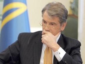 Ющенко призвал лидеров фракций определиться с коалицией