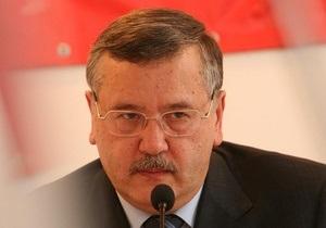 Гриценко обратился в МОЗ по поводу вспышки неизвестного заболевания в Кировоградской области