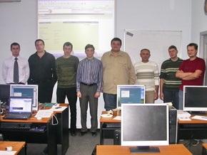Завершение первого в Украине тренинга для IT-специалистов по обновлению навыков работы с Microsoft Windows Server 2008.