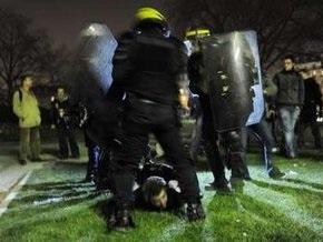 Беспорядки в центре Парижа: задержаны 300 человек