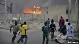 Новые взрывы и жертвы на севере Нигерии