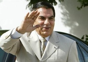 Экс-президента Туниса заочно приговорили к еще одному тюремному сроку