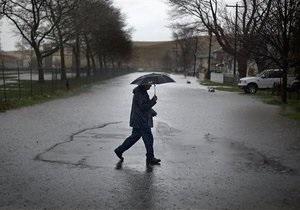 На северо-востоке США введен режим ЧП из-за угрозы наводнений