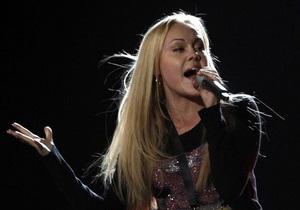 Alyosha провела первую репетицию на Евровидении-2010