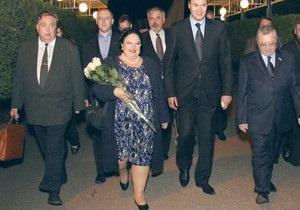 В Крым приехала глава Российского императорского дома княгиня Мария Романова