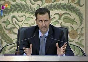 Президент Сирии пообещал отменить ЧП на следующей неделе