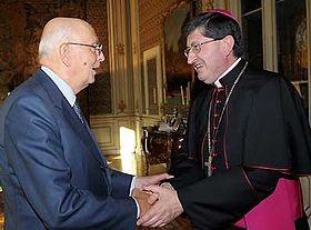 В Италии совершено покушение на архиепископа Флоренции