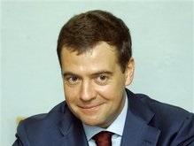 Стали известны основные спонсоры избирательной кампании Медведева