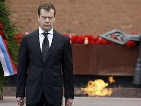 В России отмечают День памяти и скорби