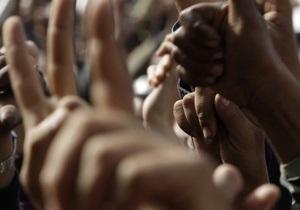 Сектор Газа начал оказывать помощь египетским пограничникам