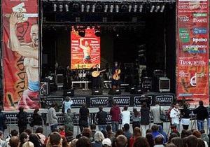 Милиция назвала три версии конфликта во время фестиваля Гайдамака.UA