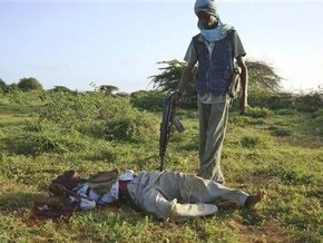 Исламисты в Сомали вырывают у местных жителей золотые зубы