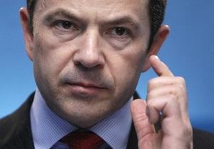 Коалициада: Тигипко предостерег Януковича от  колоссальной  ошибки