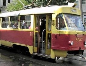 В столице скоростной трамвай закроют на три месяца