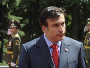 Сегодня Саакашвили примет участие в ток-шоу на канале Украина