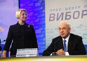 Би-би-си: Партия регионов заявляет о победе на выборах