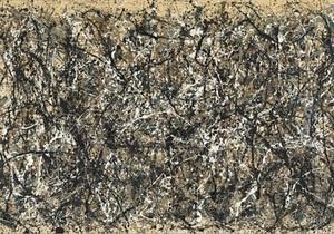 На картине знаменитого абстракциониста 50 лет не замечали постороннюю краску