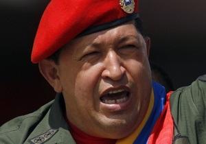 Чавес развернул войска и готовится к агрессии Колумбии