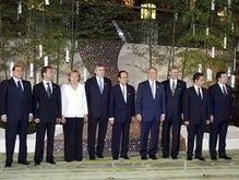 Темой переговоров лидеров G8 станут экономика и изменение климата