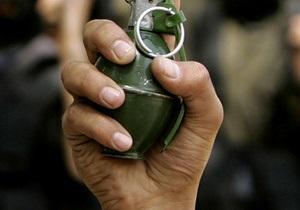 В Луганской области мужчина подорвал себя ручной гранатой
