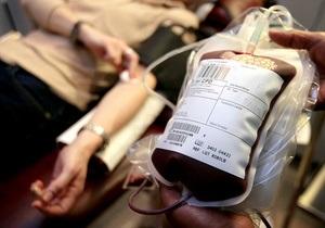 Киевские студенты установили рекорд по самому большому количеству доноров крови