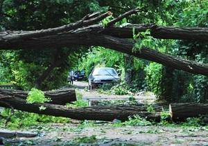 Фотогалерея: Шторм подкрался незаметно. Последствия урагана в Одессе