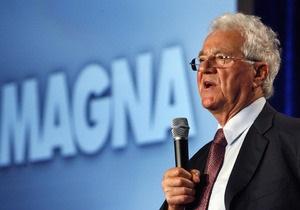 Magna решила отказаться от планов по выпуску автомобилей в России