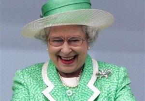 Королева Великобритании пожелала успехов народу Украины по случаю Дня Независимости