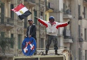 Большинство египтян хотят расторгнуть мирный договор с Израилем