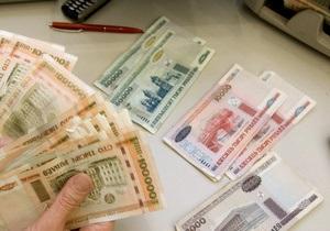 Курс белорусского рубля к доллару установил новый исторический минимум