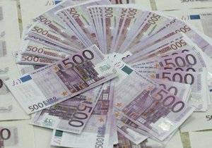 Украина получит 17 миллионов евро от Евросоюза
