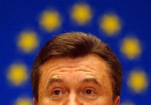 В Евросоюзе подтвердили скорый визит Януковича