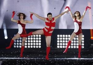 PSY будет рекламировать Южную Корею туристам