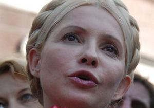 Лондон назвал  неадекватными  меры в отношении Тимошенко