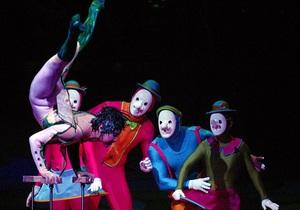Cirque du Soleil во второй раз возьмется за Майкла Джексона