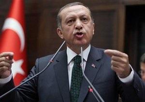 Протесты в Турции - Эрдоган: Премьер-министр Турции намерен судиться с Times, в которой его назвали диктатором