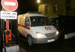 В Москве восемь человек пострадали при резкой остановке эскалатора в метро