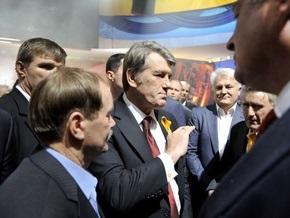 Ющенко готов распустить парламент