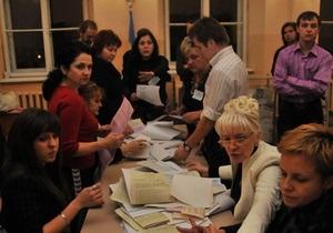 Il Legno storto: Украина. Нарушения и жалобы накануне голосования в местные органы власти