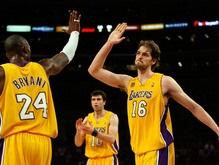 NBA: Невероятное возвращение Лейкерс