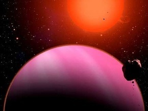 Астрономы обнаружили экзопланету, похожую на Нептун