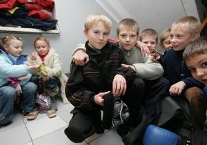 В Ивано-Франковской области из-за морозов временно закрыли школы и детсады