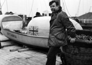 В США умер путешественник, покоривший Атлантический и Тихий океаны на веслах